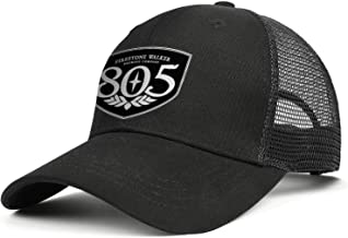 jioeskj 805 Beer Logo Mens Baseball Cap Unisex All Cotton Mesh Casual Trucker Hats