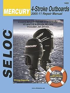 Mercury Outboards, 4 Stroke 2005-2011 (Seloc)