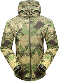 LANBAOSI Waterproof Military Hiking Jacket