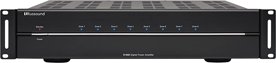 Russound D1650 16 Channel Amplifier