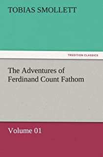 The Adventures of Ferdinand Count Fathom - Volume 01