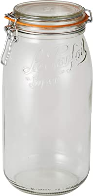 Le Parfait (ル・パルフェ) ガラス ボーカルジャー 3L ≪保存容器≫ 940006
