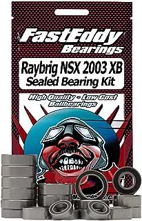 Tamiya Raybrig NSX 2003 (TB-02) XB Sealed Ball Bearing Kit for RC Cars