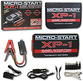 Antigravity XP-1 Micro start Jump Starter Power 200 Amps / 400A Peak with Hi-Power LED Flashlight
