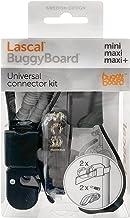 Lascal 19211 Universal Kupplung BuggyBoard, Schwarz Schraubenfarbe - grau