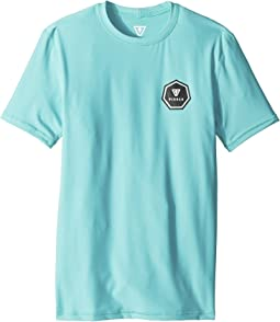 VISSLA Kids - Everyday Short Sleeve Surf Tee (Big Kids)