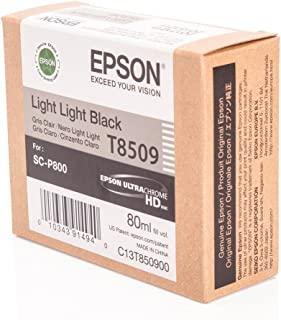 Best Epson T850900 T850 UltraChrome HD Light Light Black Ink Review