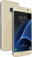 Samsung Galaxy S7 G930P 32GB Gold - Sprint (Renewed)