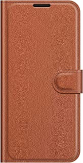 zl one Compatible with/Replacement for Phone Case OPPO Reno 4 SE PU Leather Protection Card Slots Wallet Case Flip Cover (...