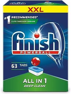 Finish All-in-1 Tabletki do zmywarki regularne 63 szt.