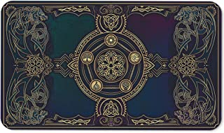 Paramint Lucid Dragon Blast (Stitched) - MTG Playmat - Perfect for Magic The Gathering, Pokemon, YuGiOh, Anime - TCG Card ...