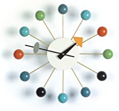Vitra George Nelson Ball Clocks, Color = Multi