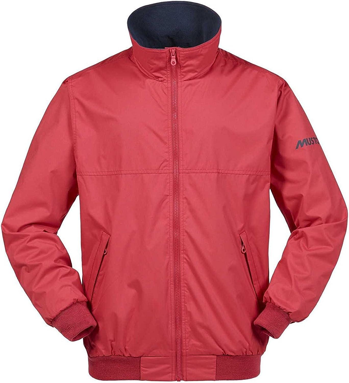 Musto Snug Blouson Jacket  True Red True Navy