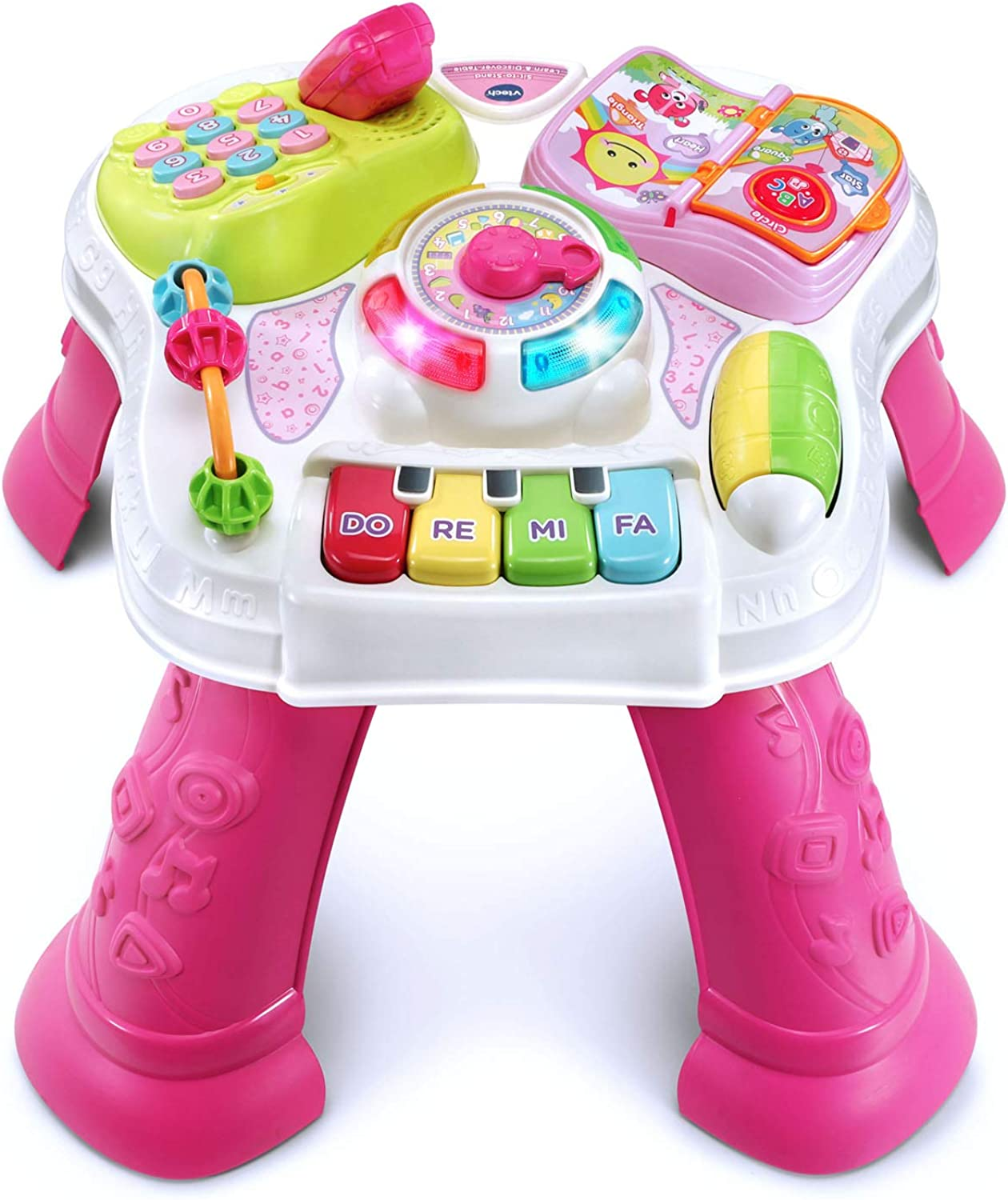 VTech SittoStand Learn & Discover Table, Pink