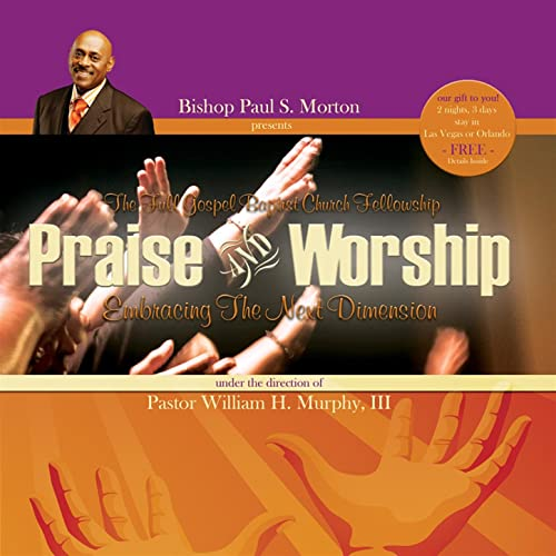 How Great Is Our God (Reprise) [feat. Presiding Bishop Paul S. Morton Sr.]