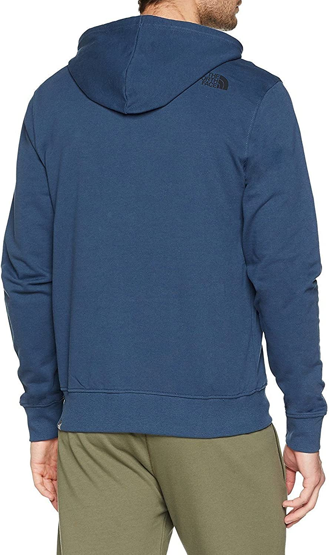 THE NORTH FACE Open GA Fzhd Sweatshirt à Capuche Homme Blu (Bright Blue)