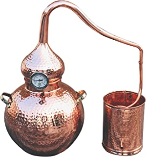 handmade copper moonshine stills