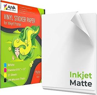 Aiva Vinyl Sticker Paper