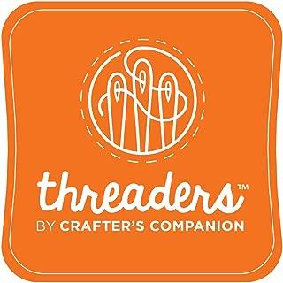 Threaders TH-1128 Fabric Ink Pads-Orange