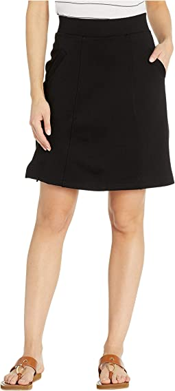Ashley Pull-On Ponte Skort