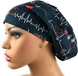 euro scrub hat pattern