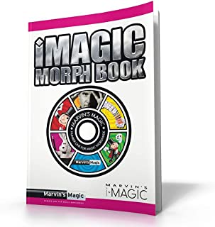 Marvin's Magic Morph Book - 3 Years and Above