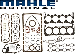 Victor Reinz Full Gasket Set Head & Valley Pan Intake compatible with 1988-1994 IDI Ford Truck 7.3 7.3L Diesel