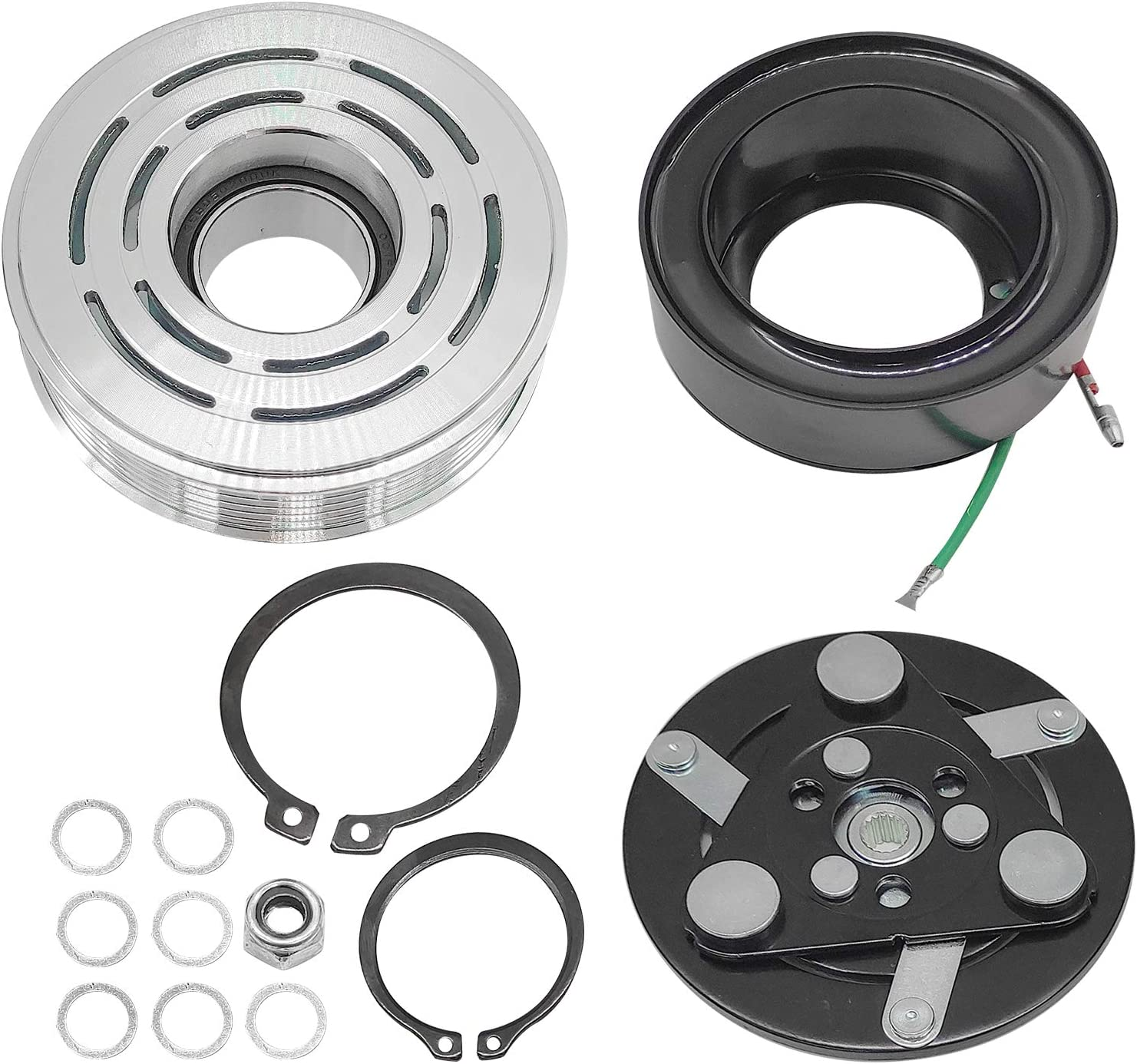 AC Compressor clutch 2021 autumn and winter new Clutch Coil Kit At the price Co Assembly Air