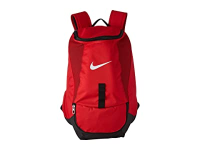 Nike Club Team Swoosh Backpack (University Red/Black/White) Backpack Bags