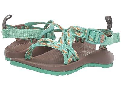 Chaco Kids ZX/1(r) Ecotread (Toddler/Little Kid/Big Kid) (Placas Katydid) Girls Shoes