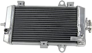 STAYCOO All Aluminum ATV Radiator for 2006-2014 Yamaha YFM700 & YFM700R Raptor (686cc)