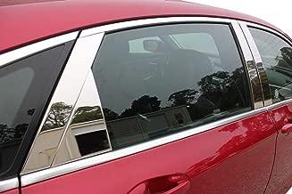 TYGER For 2013-2015 Mazda CX-5 8PC W//Rear Diagonal Piece Pillar Post