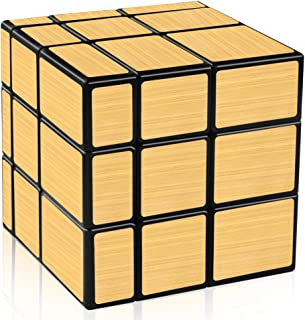 Best shengshou 3 x 3 gold mirror cube puzzle Reviews