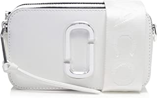 Women's Small Snapshot DTM Camera Bag White