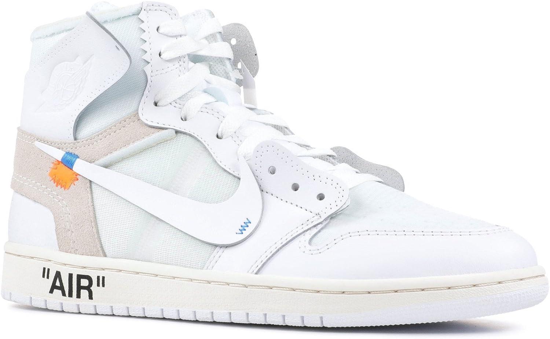 Herren Jordan Air Off White Mode Muster | B07B6BQGKJ
