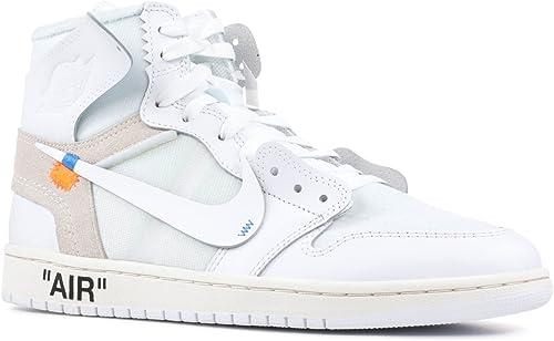 Jordan Air 1 X Off-blanc Nrg, Chaussures de de Fitness Homme  vente directe d'usine
