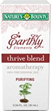 Nature's Bounty Earthly Elements Thrive Essential Oil, 10 ml