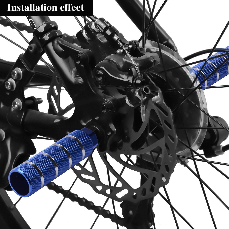 Helaryfreemear Clavijas de Bicicleta, Aleación de Aluminio ...
