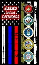 blessed are the defenders