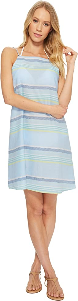 Echo Design - Sunset Stripe Mini Dress