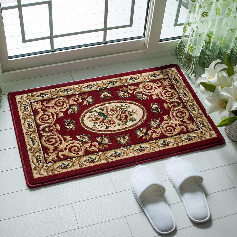 Doormats Door mats Bathroom Kitchen Non-Slipping mat Indoor Entrance mats-C 80x120cm(31x47inch)