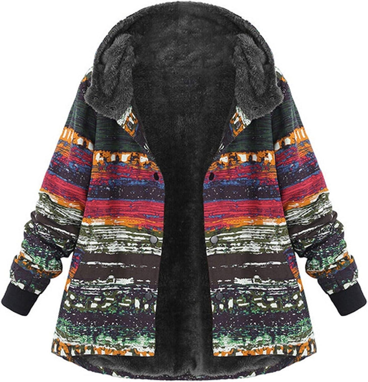 Perfectme Outerwear Women Warmplus Size Women Hooded Long Sleeve Vintage Ladies Fleece Thick Coats Buckle Coat 18 OCT15