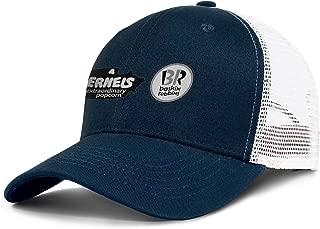 LINXY Unisex Baskin-Robbins Logo Baseball Cap Gas Cap Adjustable Hats Sun Hat Trucker Hat