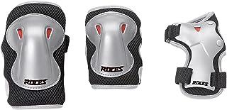 Roces Jungen Schützer Super 3-Pack Schutzset, black, One Size
