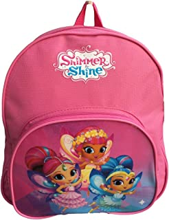 Karactermania Shimmer and Shine Rainbow-Reversible 2-in-1 Backpack Zainetto per bambini 13 liters Blue 40 cm Blu
