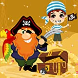 Pirates Games for Kids and Toddlers : discover the world of pirates !