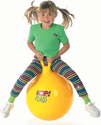 Ardith Inflatable Sit and Bounce Rubber Hop Ball for Kids with Foot Pump Space Hopper Jump N Bounce Handle Ride-on Toy Bouncy for Kids, Hopping Ball For Kids, Bouncing Ball For Kids, Jump Ball, Ball For Kids, Hop Ball