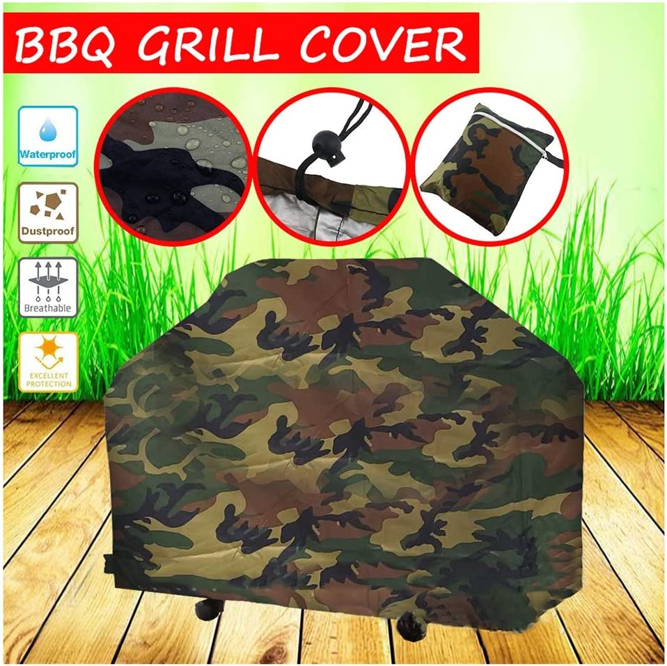 Garden Ranking TOP20 Furniture Cover Protector Camouflage Grill Tulsa Mall Waterproof Dus