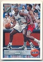 SHAQUILLE O'NEAL 1992/93 UPPER DECK MCDONALDS #43 RC ROOKIE MAGIC NM C3