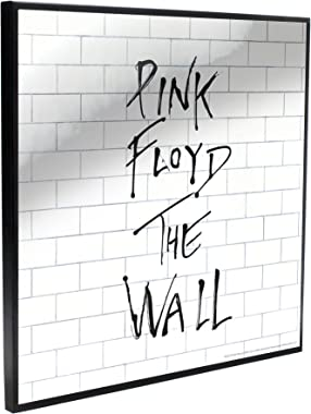 Nemesis Now Pink FloydThe Wall Tableau en cristal Blanc 32 cm